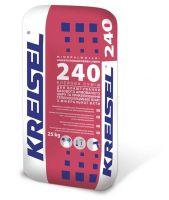 KREISEL Универсальная клеевая смесь для выполнения базового армированного слоя и закрепления теплоизоляционных плит из минеральной ваты