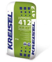 KREISEL Самовирівнювальна суміш для підлоги, 3-15 мм (6 годин)