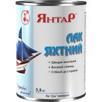 Лак яхтный глянцевый ТМ Янтарь