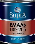 Емаль Супра ПФ-266 для підлоги