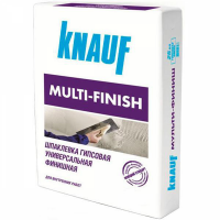 Шпаклівка Knauf Мульті Фініш гіпсова універсальна, 25 кг