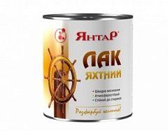 Лак яхтний напівматовий ТМ Янтар