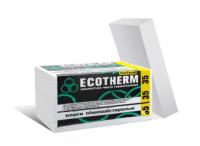 Пінопласт Ecotherm ПСБ-С 35 EPS 80