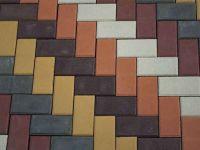 Тротуарна плитка UNIGRAN клінкер-червоний h40mm (12,64 м2\піддон)