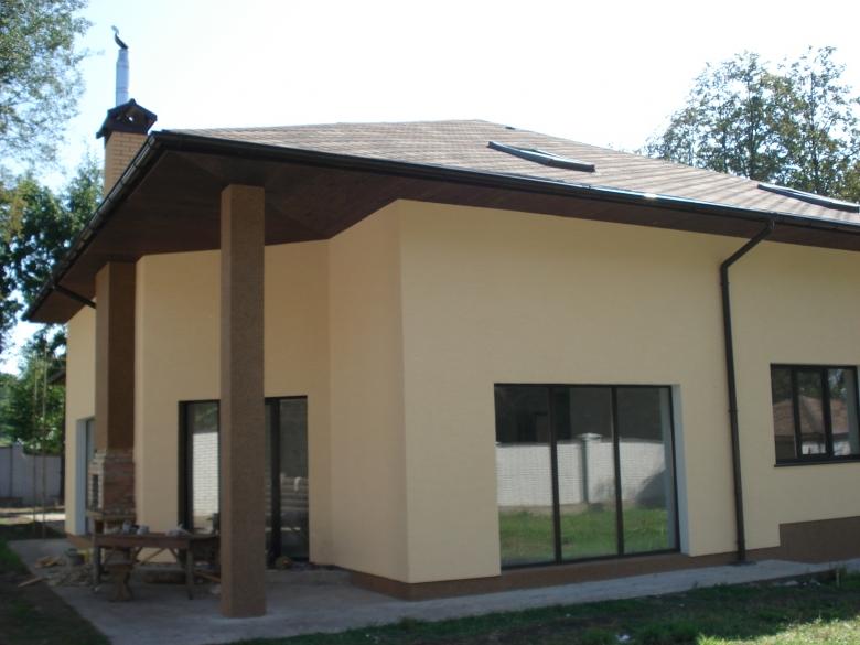 Материалы используемые для отделки фасадов